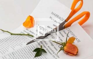 Divorcios y separaciones se mantienen